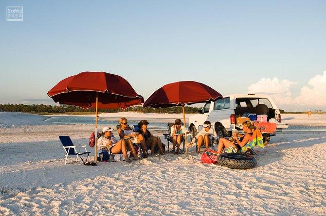 Liv'n the Beach Life!
