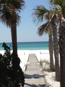 30A Beach Photo