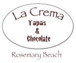 La Crema Rosemary Beach