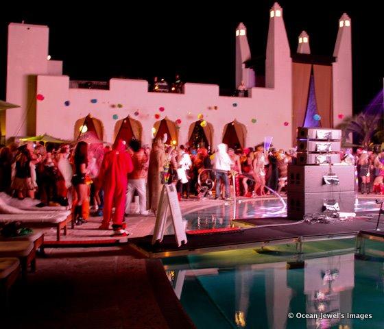Alys Beach Noche De Los Muertos 2012
