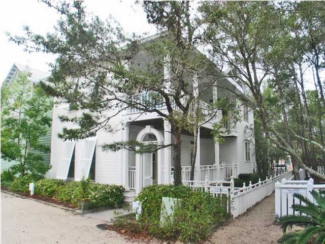 Seaside Florida Home Under Contract