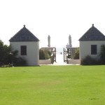 rosemary beach boardwalks, gardens and common areas