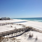 Gulf front Condos on 30a Under $500k
