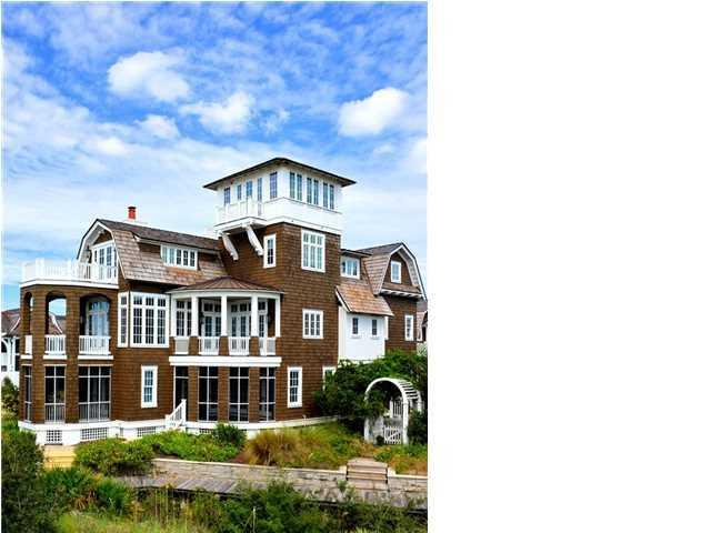 Luxury Gulf Front Homes on 30a