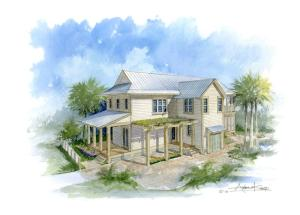 Watercolor Fl 601 Royal Fern Homes On 30a
