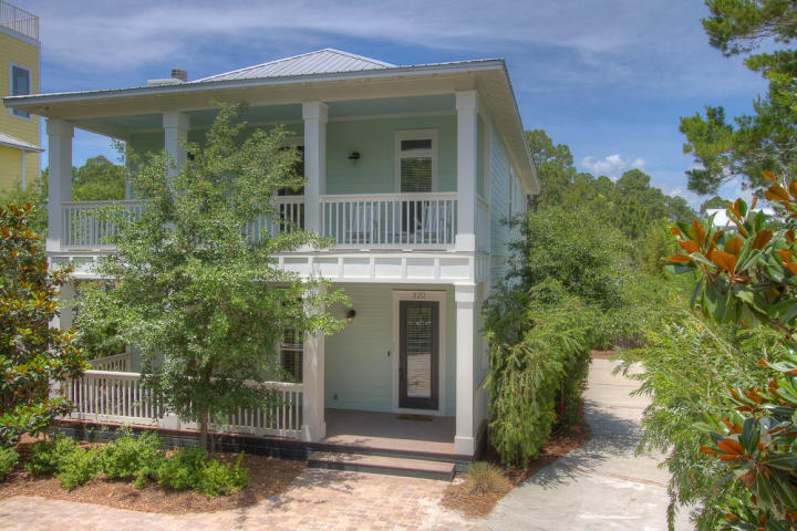 Quiet Yet Convenient Location In Old Seagrove