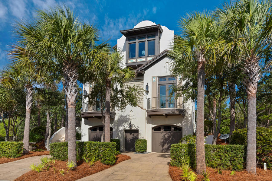 Just Listed on 30A in The Retreat