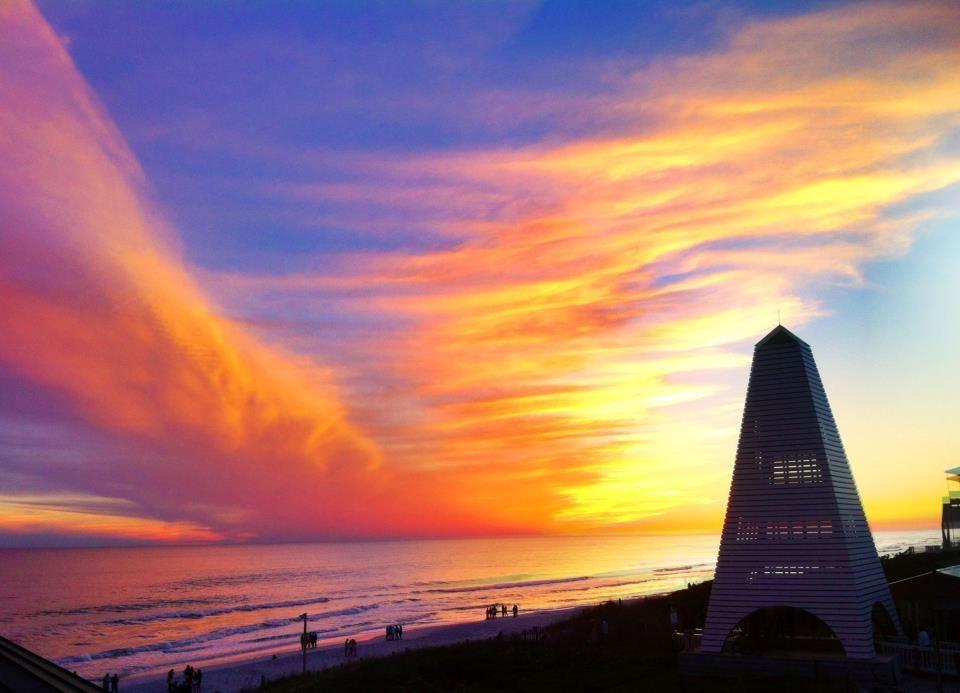 30a Amazing Sunsets